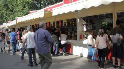 Feria del Libro de Madrid 2015. Foto: Sonia Aguilera