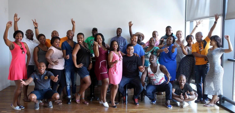 Coro de la Cape Town Opera. (Foto: Javier del Real / Teatro Real)