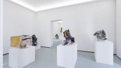 Ernesto Burgos. Exposición en The Goma (Madrid).