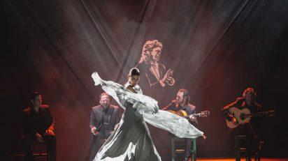 'Voces'. Ballet Flamenco Sara Baras. (Foto: Santana de Yepes).