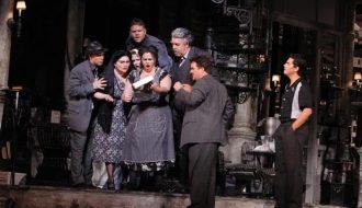 (Fotos: 'Gianni Schicchi': Cortesía de LA Opera / Robert Millard.)