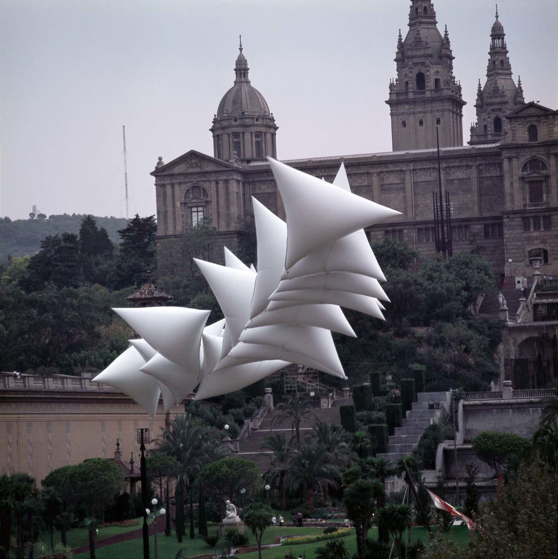 Josep Ponsatí. Barcelona, 1977, MACBA.