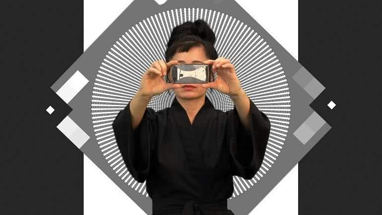 Hito Steyerl. Hito Steyerl. How Not to Be Seen: A Fucking Didactic Educational.MOV File, 2013