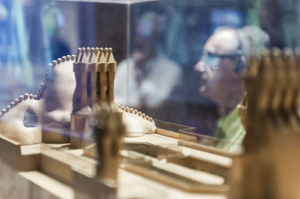 Exposición permanente 'Paseando con Gaudí'