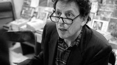 Philip Glass. Pasquale Salerno - Flickr. Licensed under CC BY-SA 2.0 via Wikimedia Commons.