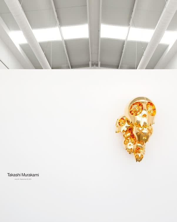 Exposición de Takashi Murakami en Ibiza
