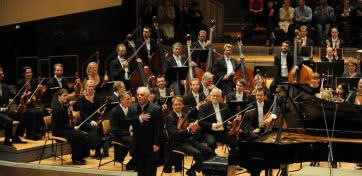 Daniel Barenboim y la Staatskapelle Berlin (Foto: Matthias Creutziger / Unitel)