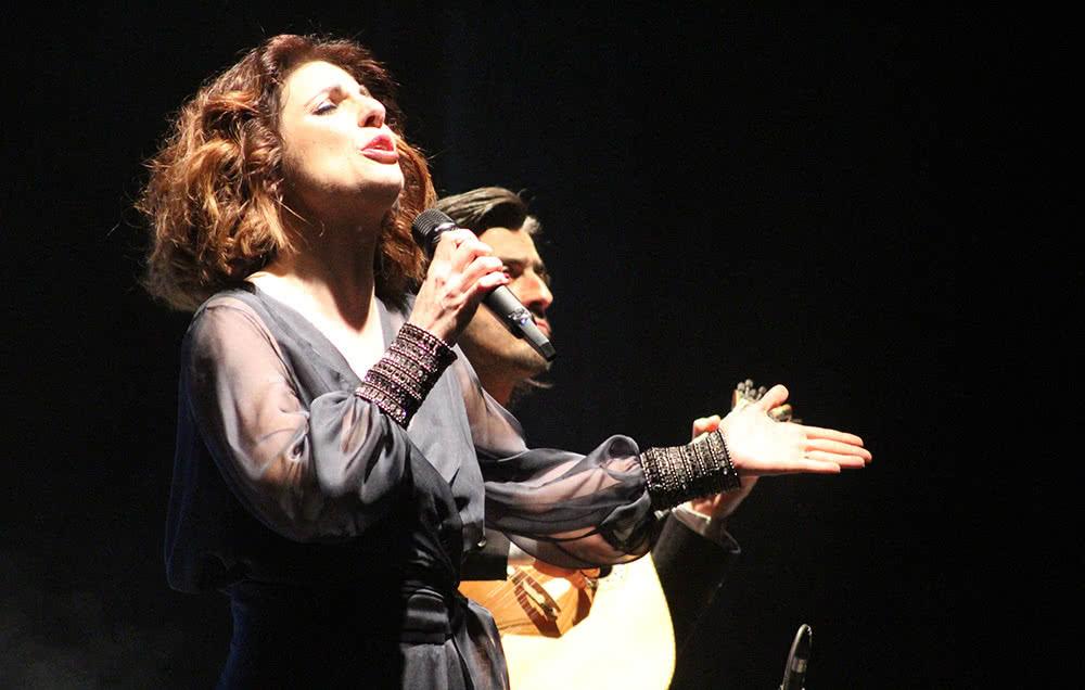 Katia Guerreiro (Foto: Marcia Tilipa Moura)