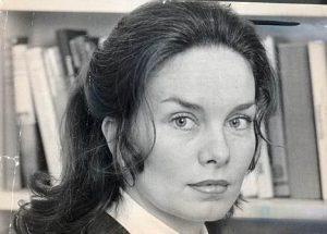 Pat Kavanagh en 1972.