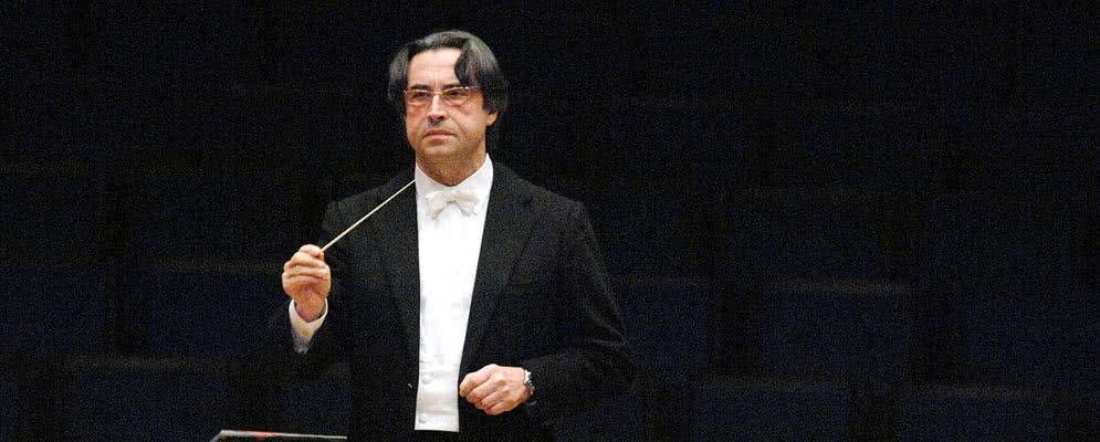 Riccardo Muti (Foto: Fundación Princesa de Asturias)