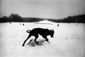 Francia,1987. Gelatina de plata, copia de época. © Josef Koudelka / Magnum Photos.
