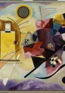 Wassily Kandinsky. Gelb-Rot-Blau, 1925