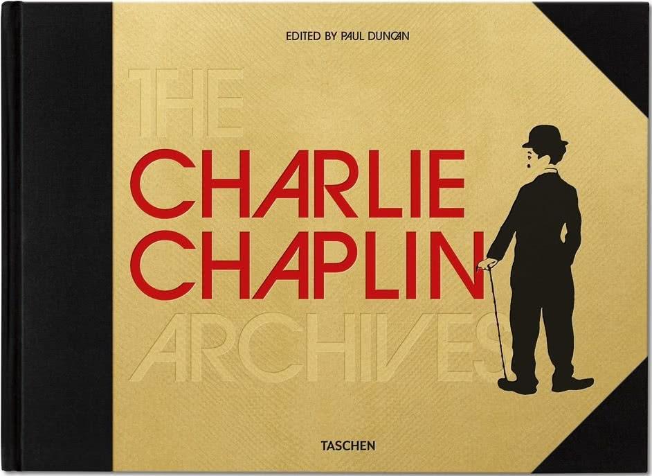 Portada Chaplin