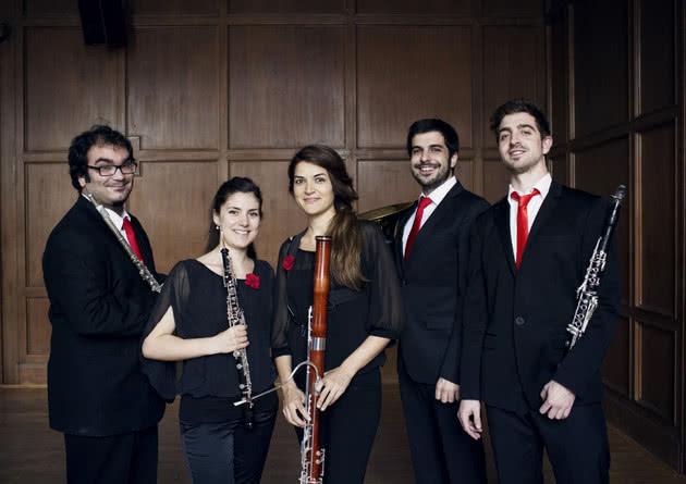 Azahar Ensemble.