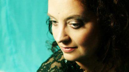 La mezzosoprano Ann Hallenberg.
