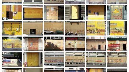 Oliver Ressler. Globalizing Protest_Untitled_(Edingburgh). 2007.