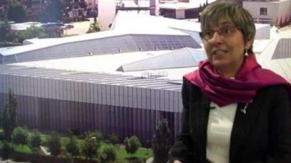Nieves Valentín, en entrevista en vídeo en el canal 'parqueciencias' de YouTube.