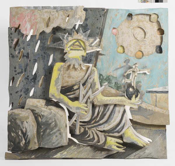 Pintura: Andrés Nagel