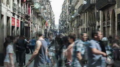 'Alrededor del sueño 5 Barcelona'. Autor: Ángel Marcos.