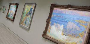 Exposición 'Pierre Bonnard'. Foto: Sonia Aguilera.