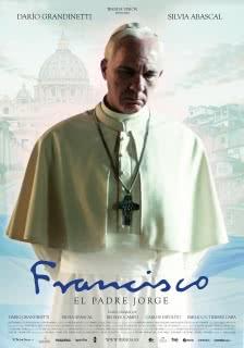 Francisco El Padre Jorge Cartel