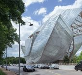 Frank O. Gehry. Louis Vuitton Foundation, Paris, France. Foto: Iwan Baan