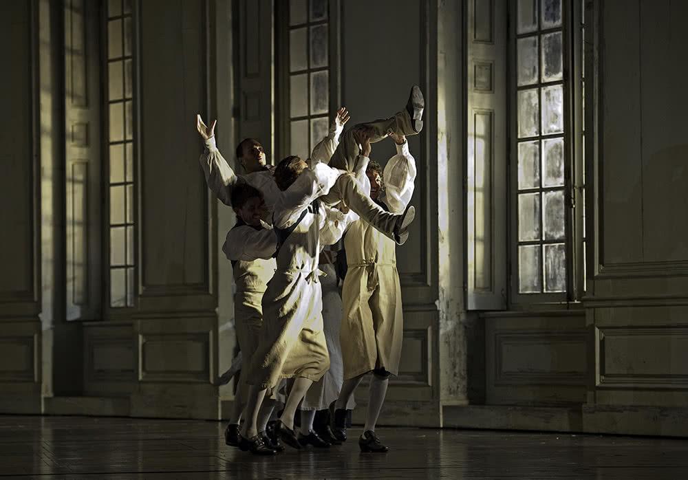 Le nozze di Figaro (Foto: Clive Barda)