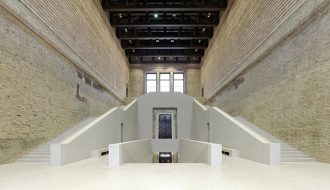 David Chipperfield Architects. Neues Museum, Isla de los Museos en Berlín, Alemania, 1997-2009. Foto: SPK.