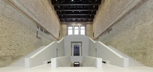 David Chipperfield Architects. Neues Museum, Isla de los Museos en Berlín, Alemania, 1997-2009. Foto: SPK.