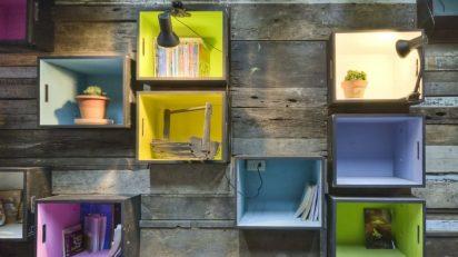 TYIN tegnestue. Old Market Library. 2009. Foto: Pasi Aalto.
