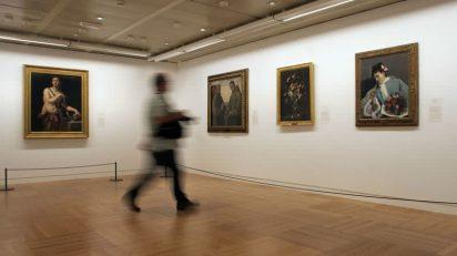 'Los objetos hablan. Colecciones del Museo del Prado'.