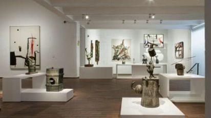 Miró y el objeto. Fundació Joan Miró.