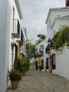 Donald Gray. Vista de Las Lomas (Marbella).