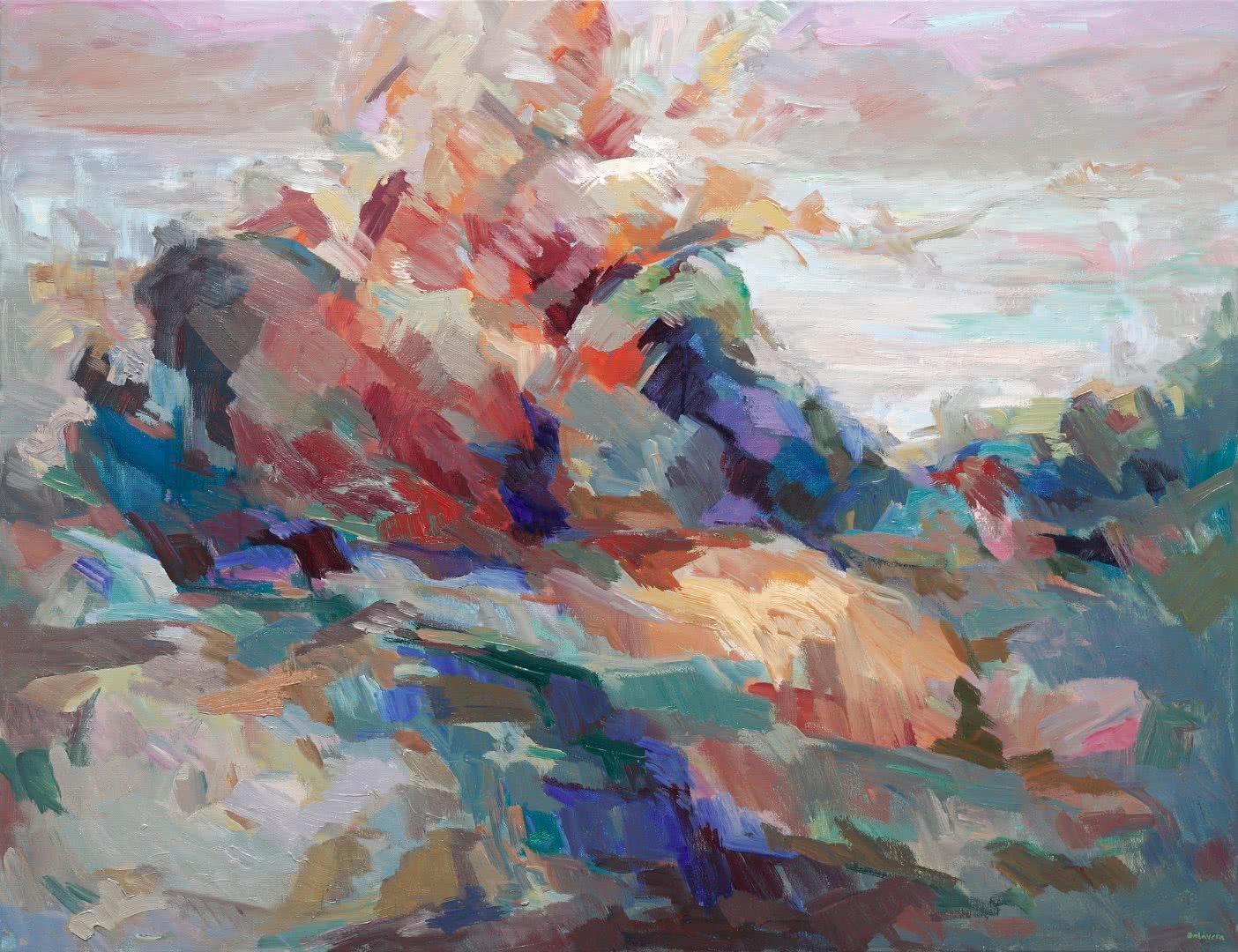 Eduardo Salavera. Arbustos de ribera. 2007.