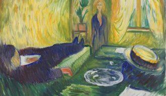 Edvard Munch. Asesinato, 1906.