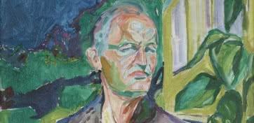 Edvard-Munch-Autorretrato-ante-la-fachada-de-la-casa-1926-815x1024