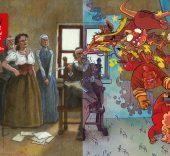 Exposición 'Miguel En Cervantes'.