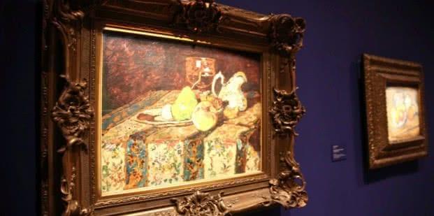 El triunfo del color. De Van Gogh a Matisse. Colecciones de los museos d´ Orsay y de l ´Orangerie.