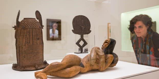 'Picasso. Registros alemanes'. Pablo Asenjo © Museo Picasso Málaga.