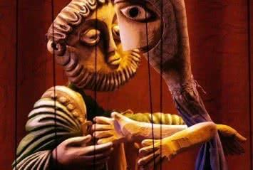 El retablo de Maese Pedro. Foto: Javier del Real.