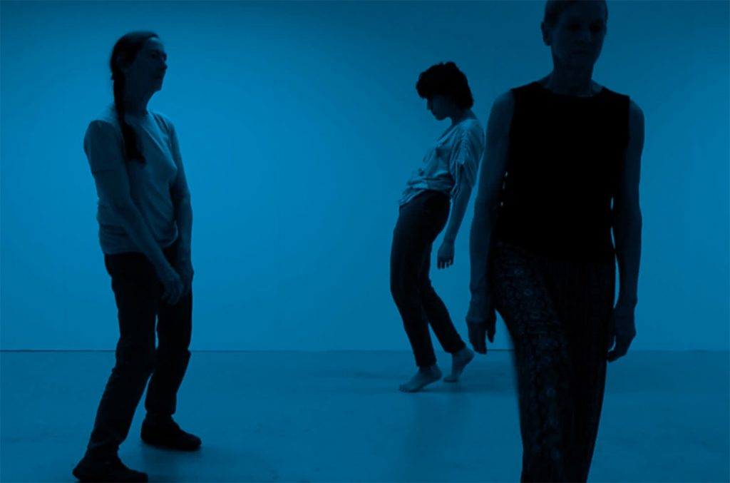 Rosana Antolí. Endless Dance Performance. Londres, 2015.