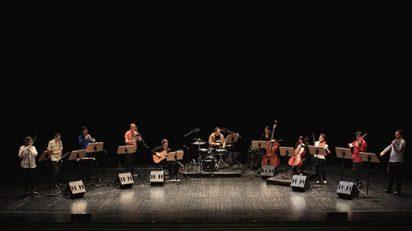 Ensemble Moderno de la JORCAM.