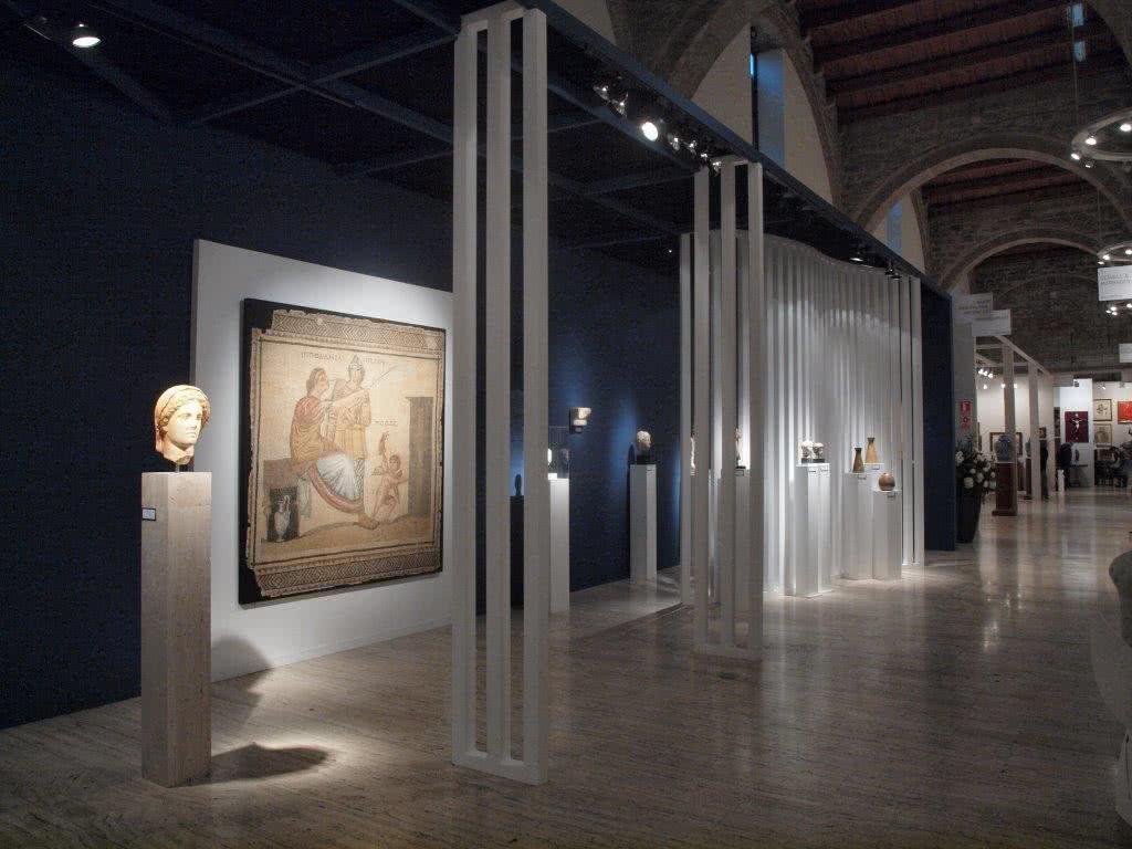 Barcelona acoge su segunda feria de arte moderno y antiguo for Ferias barcelona hoy