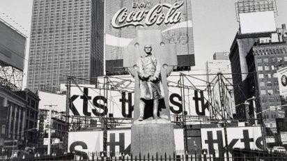 Lee Friedlander | New York City, 1974.