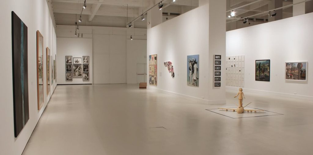 Exposición 'Neighbours III', CAC.