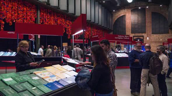 XV Salón Internacional del Libro Teatral.
