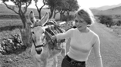 Brigitte Bardot. César Lucas.