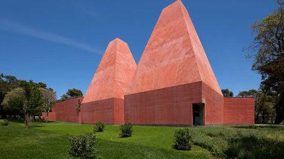 Casa das Historias - Museu Paula Rego / Eduardo Souto de Moura.