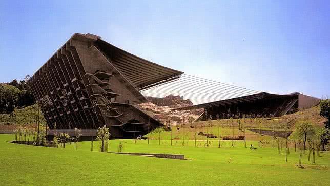 Estadio Municipal de Braga.