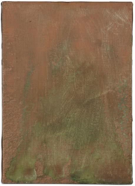 ANDY WARHOL (1928-1987). Oxidation Painting (detalle). 70.000-100.000 euros. © Ken Heyman.